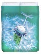 Beautiful Dandelion Duvet Cover