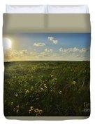 Beautiful Day Duvet Cover