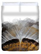 Beautiful Feather Duvet Cover