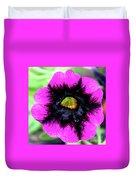 Beautiful Flower Duvet Cover by Annette Allman