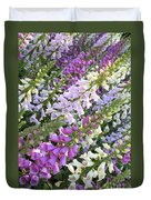 Beautiful Foxglove Duvet Cover