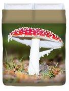 Beautiful Fungus Duvet Cover
