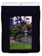 Beautiful Gardens Duvet Cover