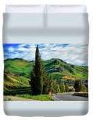 Beautiful Landscape Duvet Cover