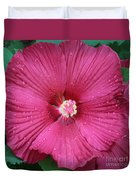 Beautiful Large Hibiscus Duvet Cover