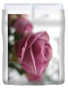 Beautiful Lavender Rose 3 Duvet Cover