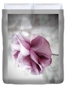 Beautiful Lavender Rose Duvet Cover