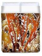 Beautiful Marine Plants 8 Duvet Cover