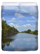 Beautiful Old Florida Duvet Cover