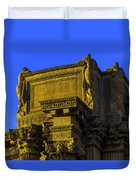 Beautiful Palace Of Fine Arts Duvet Cover