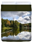 Beautiful Reflections Landscape Duvet Cover