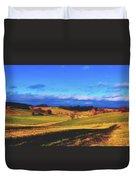 Beautiful Rural Bavaria Duvet Cover