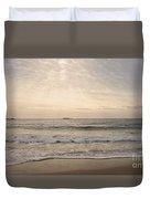Beautiful Sand Beach Duvet Cover