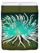 Beautiful Sea Anemone 2 Duvet Cover