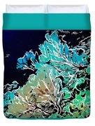 Beautiful Sea Fan Coral 1 Duvet Cover