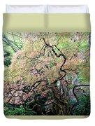 Beautiful Japanese Garden,butchart Gardens,victoria,canada 3. Duvet Cover
