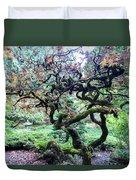 Beautiful Japanese Garden,butchart Gardens,victoria,canada 2. Duvet Cover