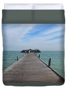 Beautiful Spring Day Duvet Cover