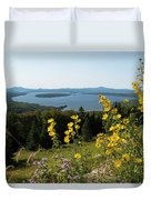 Beautiful Summer Day Duvet Cover