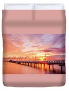 Beautiful Sunrise Duvet Cover