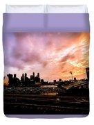 Beautiful Sunset 2 Duvet Cover
