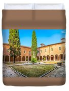 Beautiful Venetian Patio Duvet Cover