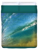 Beautiful Wave Breaking Duvet Cover