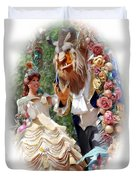 Beauty And The Beast II Duvet Cover