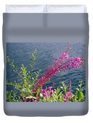 Beauty By Waters Edge Duvet Cover