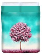 Beauty In The Bloom Duvet Cover