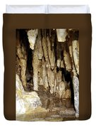 Beauty In The Cave Duvet Cover