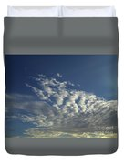 Beauty In The Clouds Duvet Cover