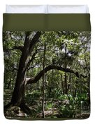 Beauty In The Forest Duvet Cover