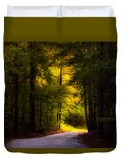 Beauty In The Forest Duvet Cover by Parker Cunningham