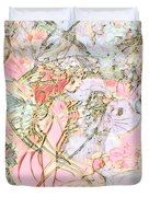 Beauty In The Meadow Duvet Cover