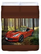 Beauty In The Woods Duvet Cover