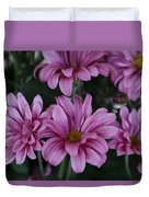 Beauty Of Pink Duvet Cover
