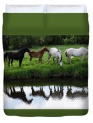 Beauty Of Place Duvet Cover