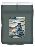 Beauty Of The Beach Duvet Cover