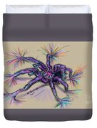 Beauty Of The Crawlies Duvet Cover