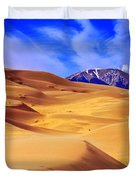 Beauty Of The Dunes Duvet Cover