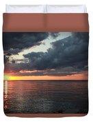 Beauty Of The Sunrise Duvet Cover