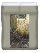 Beauty On The Ranch Duvet Cover