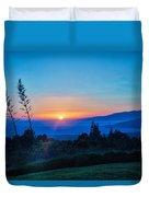 Beauty On The Water Duvet Cover