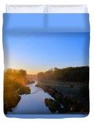 Beaver Creek 2 Duvet Cover