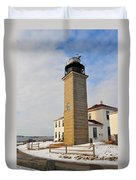 Beavertail Light Duvet Cover