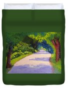 Beckoning Trail Duvet Cover