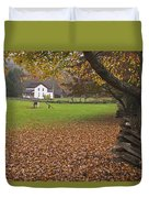 Becky Cable House  Duvet Cover