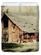 Beckys Barn 1 Duvet Cover