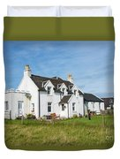 Iona Bed And Breakfast Two Duvet Cover